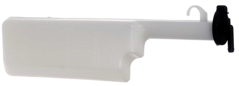 APDTY 714436 Coolant Reservoir Fluid Overflow Plastic Bottle Housing w/Cap Fits Select Hyundai Elantra Tiburon (Replaces 254312D000)