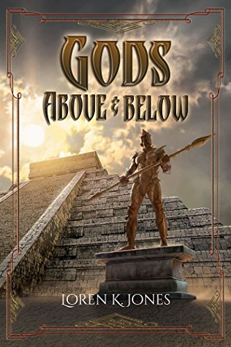 Gods Above and Below (Stavin DragonBlessed Book 6) cover