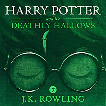 Harry potter deathly hallows audio book stephen fry free