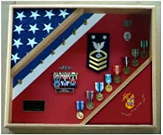 product image for flag connections Marine Corps Gifts, USMC Shadow Box, Marine Corps Gift