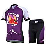 Cycling Jersey Shorts For kids - LSERVER 2017 New...