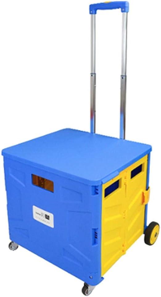 ZL Caja de Herramientas portátil con Ruedas, 80 kg / 176 Libras ...