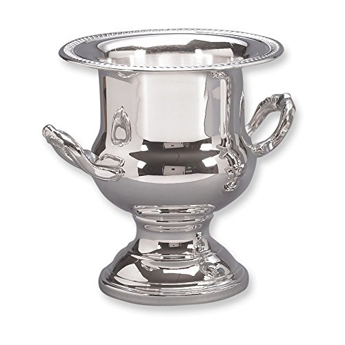 Plated Silver Cooler Wine - Jewelry Adviser Gifts Silver-plated Wine Cooler