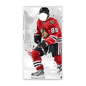 NFL Fearless Man Fahionable And Popular Back Case Cover For Nokia Lumia X