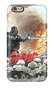 Cute Appearance Cover/tpu CbTKSMd3221KjUaz Star Wars Case For Iphone 6