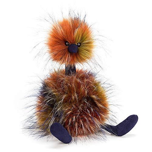 Jellycat Spiced Pom Pom Stuffed Animal, Large, 21 inches