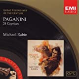 Paganini: 24 Caprices by Michael Rabin (2003-02-03)