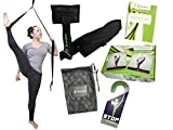 Ultimate Door Stretcher by SWIFT: Flexible Stretching Strap / Portable Workout, Yoga, Dance, Ballet Leg Stretcher Band for Men & Women/ Smart Design, Easy To Install Flexibility & Balance Door Strap