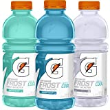 Image of Gatorade Frost Thirst Quencher, Variety Pack, 20 Fl Oz, 12 Count