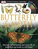 Butterfly and Moth, Paul Whalley, 0789458330