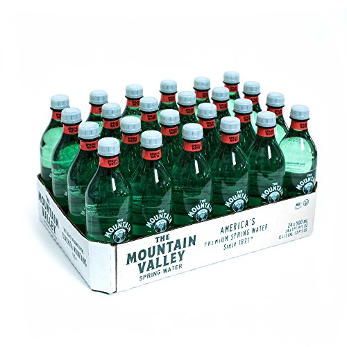 500 ML Spring Water in Plastic - Mountain Spring Water