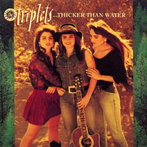 The Triplets-Thicker Than Water-CD-FLAC-1991-FLACME Download
