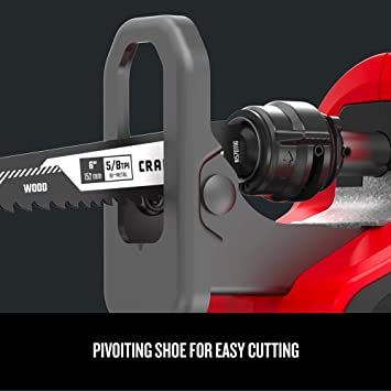 Craftsman CMCS300B Reciprocating Saws product image 4