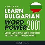 Learn Bulgarian: Word Power 2001 |  Innovative Language Learning