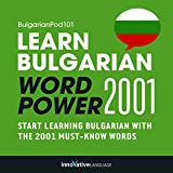Learn Bulgarian: Word Power 2001