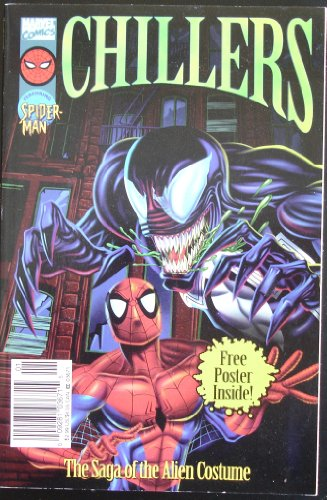 [MARVEL COMICS CHILLERS: THE SAGA OF THE ALIEN COSTUME Featuring Spider Man] (Anonymous Man Costume)