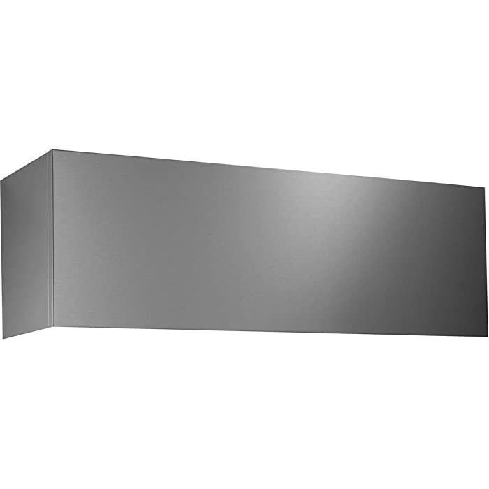 """Broan AEE60362SS 12"""" Soffit Flue Cover for 36"""" Hood"""