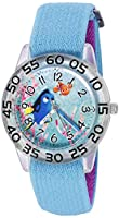 Disney Girl's 'Finding Dory' Quartz Plas...