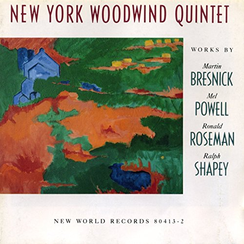 (Double Quintet for Woodwinds and Brass: III. Chorale Fantasy (Variations))