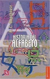 Historia del alfabeto (Spanish Edition)