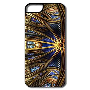 IPhone 5 5S Cases, Chapel Interior White/black Cases For IPhone 5S