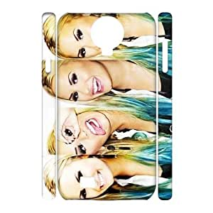LP-LG Phone Case Of Demi Lovato For Samsung Galaxy S4 i9500 [Pattern-4]