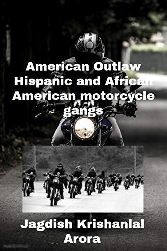 Search : American Outlaw Hispanic and African American motorcycle gangs