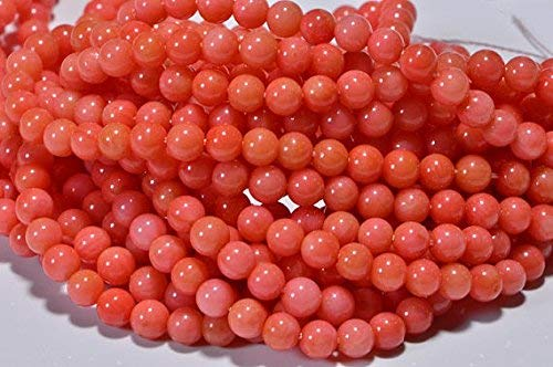 (Hydro Quartz Red Coral Color Beads/Size 3-4mm Rondelle Faceted Beads/ 13