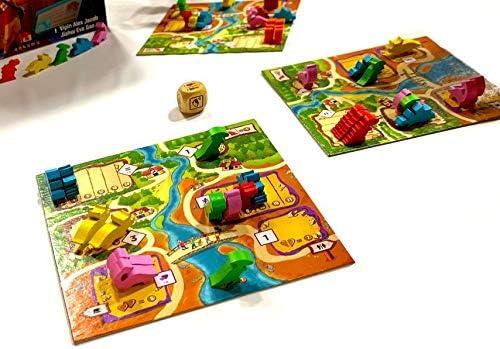 Ankama Draftosaurus Board Game: Amazon.es: Juguetes y juegos