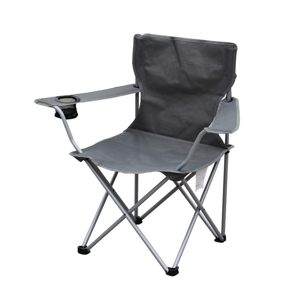 ZLL-Klappstuhl Faltender tragbarer kampierender Stuhl-Licht-tragbarer Abschnitt, der im Freien Spielraum-Sitz-tragendes Gewicht 150kg fischt