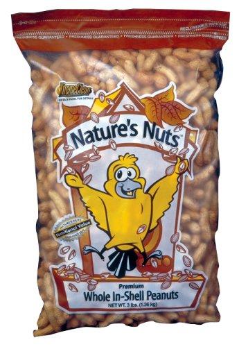 Chuckanut Products Premium Whole-In-Shell Peanuts, 10 (Chuckanut Squirrel Food)