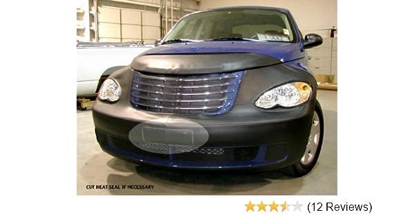 Vinyl, Black Covercraft LeBra 551045-01 Custom Fit Front End Cover for Chrysler PT Cruiser