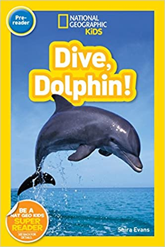 0d52c8d8 Amazon.com: National Geographic Readers: Dive, Dolphin ...