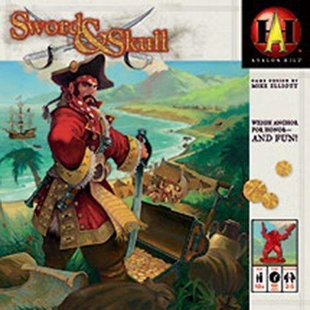 swords and skulls board game - 1