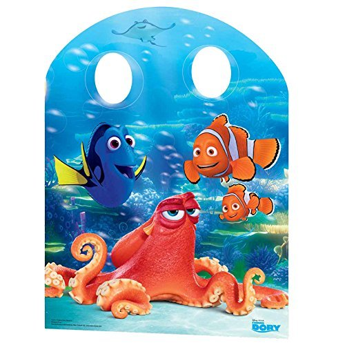 Star Cutouts SC874 Finding Dory Where is She? Child Size Stand-In Cardboard Cut out by Star Cutouts Ltd