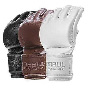 NEW ITEM Sanabul Battle Forged MMA Grappling Gloves 4 OZ