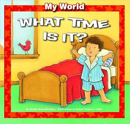 What Time Is It? por Susan Chapman Calitri epub