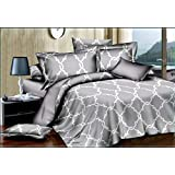 Comfortable Home 6piece King Size Bedding Sets, 1piece Quilt Cover, 220x240cm,1piece Fitted Sheet,250x270cm, 4piece Pillow Cover,50x70cm