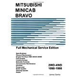 Mitsubishi Minicab-Bravo Full Mechanical Service Manual
