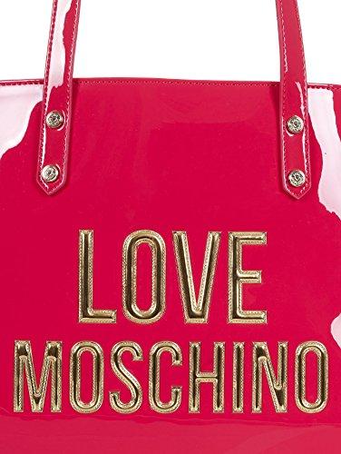 Love Moschino , Sac pour femme à porter à l'épaule Rosa (Fuchsia)