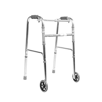Amazon com : Walking Frame Zimmer Walker Aluminum Alloy
