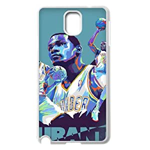 YUAHS(TM) DIY Cover Case for Samsung Galaxy Note 3 N9000 with Kevin Durant YAS056469