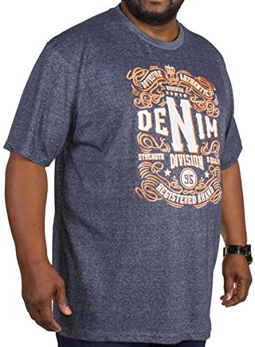 D555 - Camiseta - para hombre