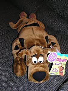 """Plush 25"""" Talking Hug Me Scooby Doo Dog by Equity"""