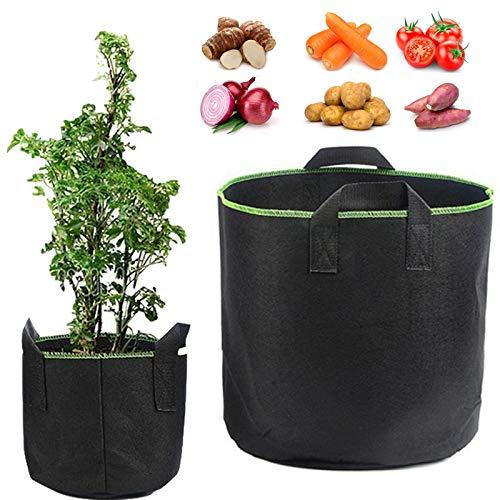 Ninepea Bolsas de Cultivo de Patata, Bolsas de jardinería de ...