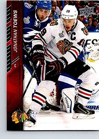 Amazon.com  Hockey NHL 2015-16 Upper Deck  44 Jonathan Toews ... b2e5e629c
