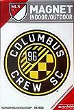 Columbus Crew SC 5'' Vinyl Auto Home Magnet MLS Soccer Football Club