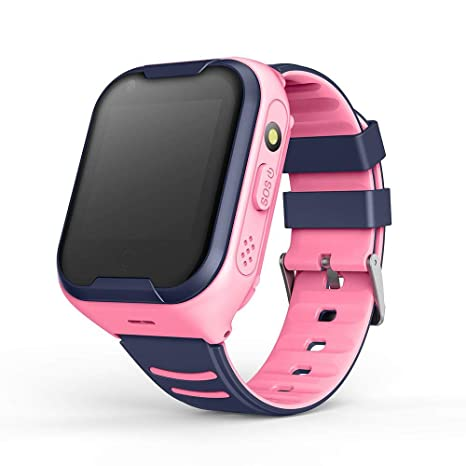 Amazon.com: Layopo 4G Kids Smart Waterproof Watch, Kids ...