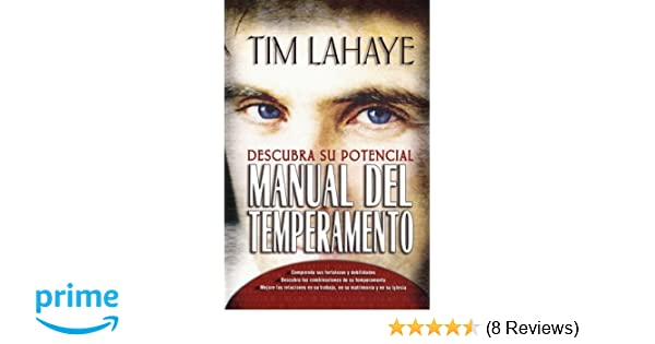 manual de temperamentos tim lahaye
