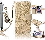 iPhone 6S Plus/6 Plus Wallet Case,Vandot Premium